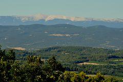 Hintergrund Mont Ventoux