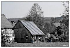 Hinterhof auf dem Land 28