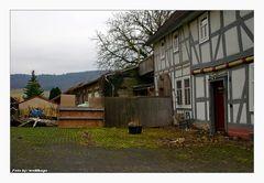 Hinterhof auf dem Land 32