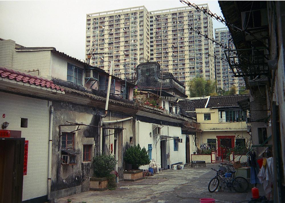 Hinterhof (Hong Kong 1999)