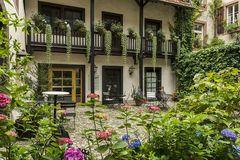 Hinterhof in Staufen