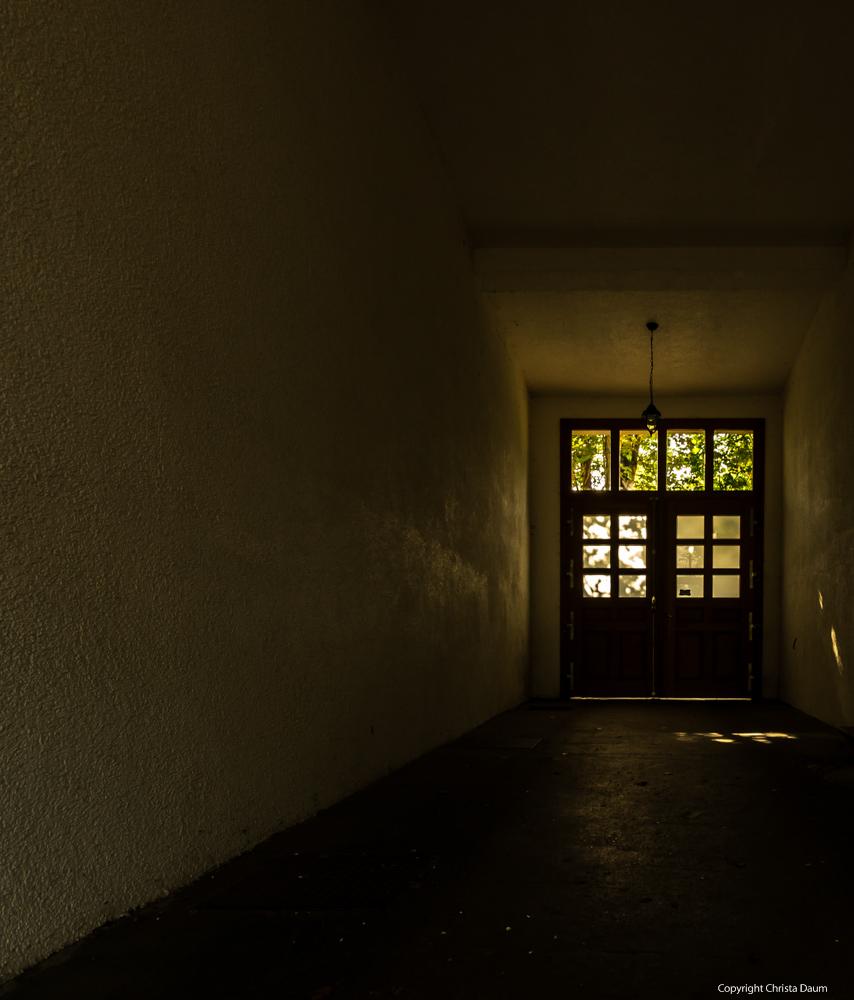 Hinterhoftur Foto Bild Architektur Profanbauten