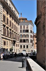 ... hinterm Pantheon ...
