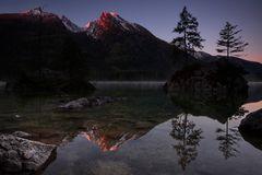Hintersee - Berchtesgadener Land X