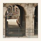 Hintertür zum Colosseum...