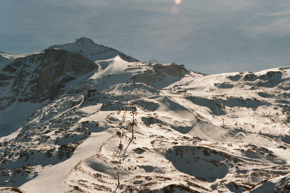 Hintertuxer Gletscher 3000 Meter