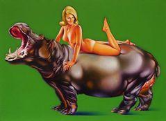 """"""" Hippopotamus """""""