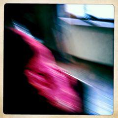 hipstam ART  #  5 // blick zum fenster