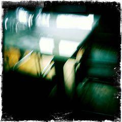 hipstamART # 13 // esstisch mit gestühl