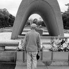 Hiroshima - Memorial Cenotaph