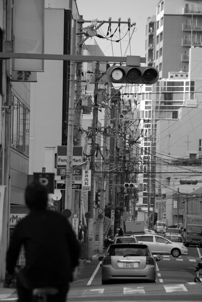 Hiroshima - Nagarekawa district