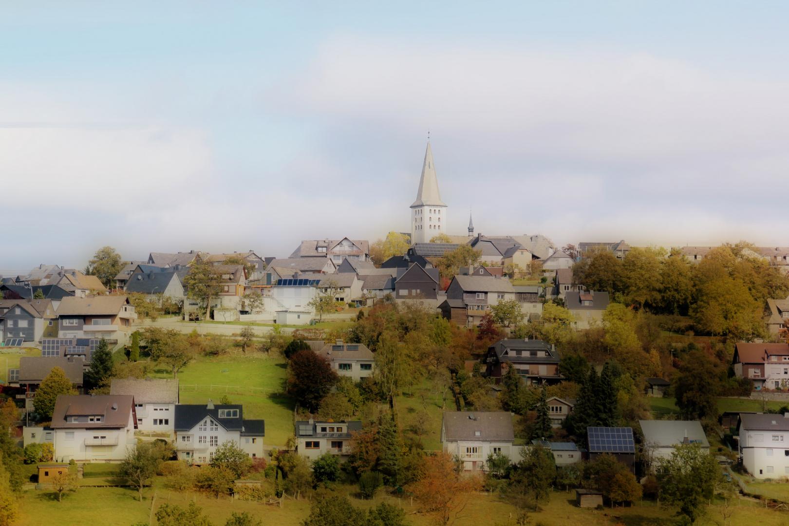 Hirschberg im Sauerland