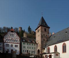 Hirschhorn – Marktplatz