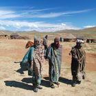 Hirten im Königreich Lesotho