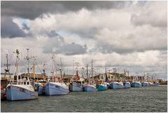 Hirtshals Hafen