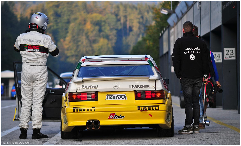 Histo-Cup Salzburgring / Tourenwagen-Revival 2018