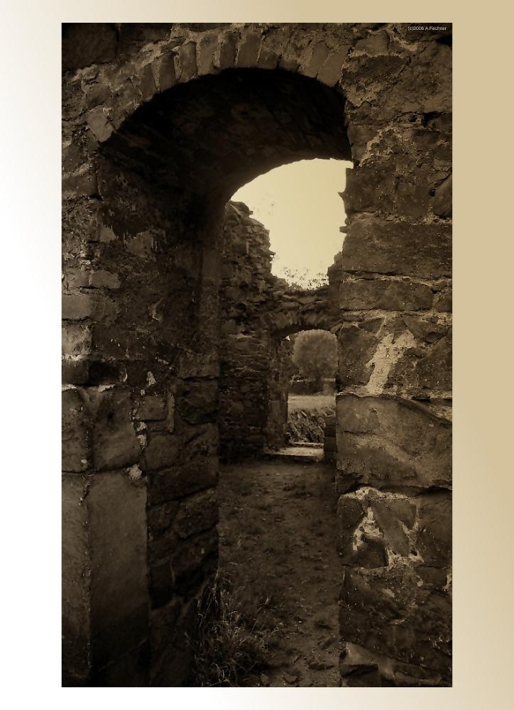 Historic monastic Ruin II