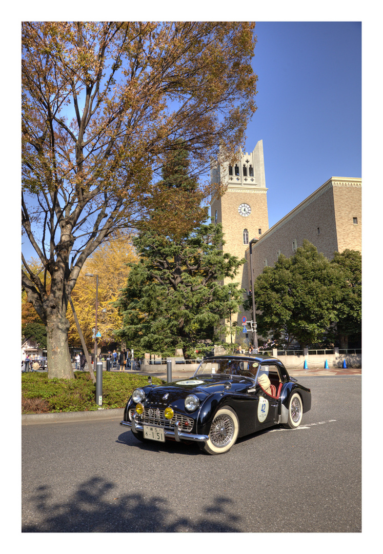 Historic vehicle-3