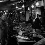 "Historical market, the ""Vucciria"", 1977 #3"