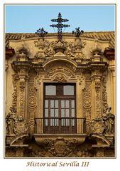 Historical Sevilla III