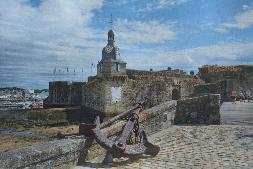 Historie in Concarneau -2-