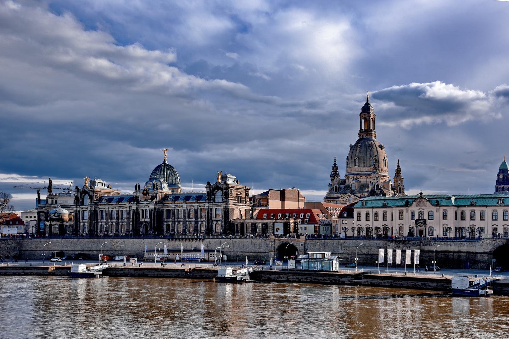Historik von Dresden