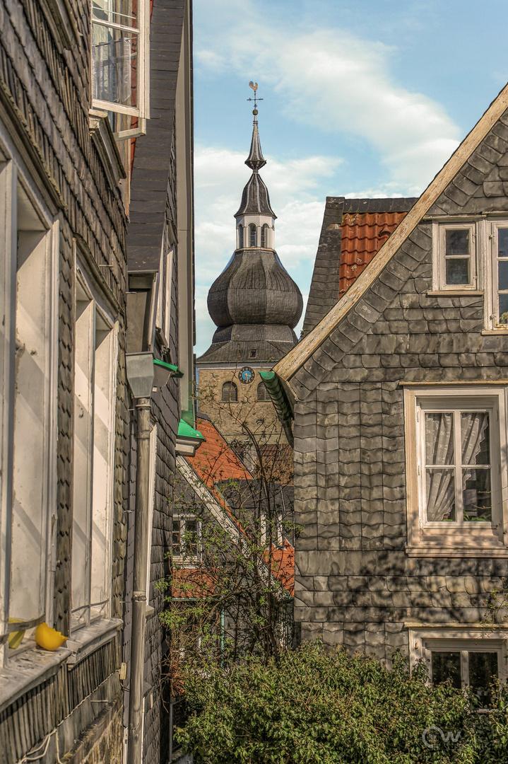 Historische Altstadt RS-Lennep II