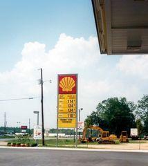 Historische Benzinpreise