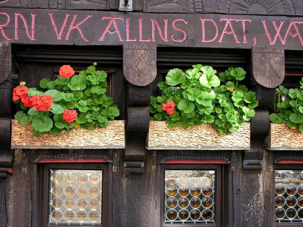 Historische Gastronomie in Münster