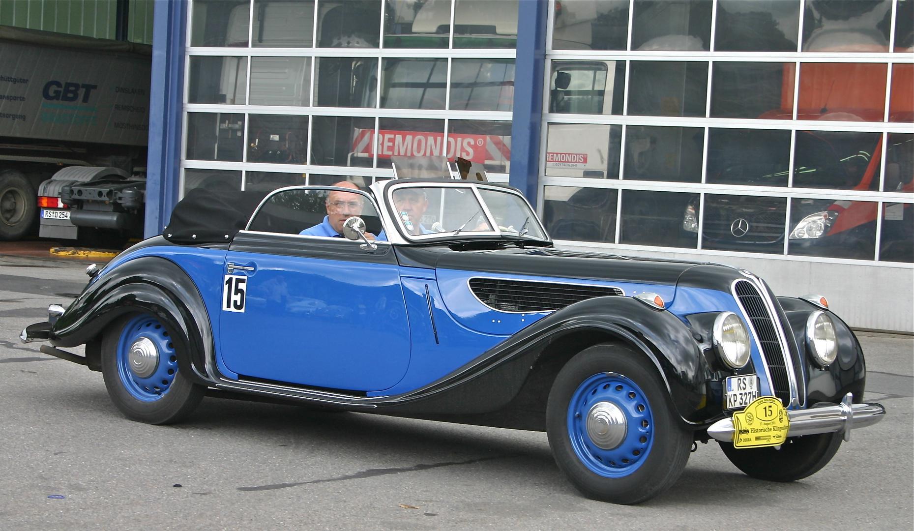 Historische Klingenfahrt 2011 - 02
