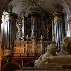 Historische König-Orgel der Basilika Steinfeld