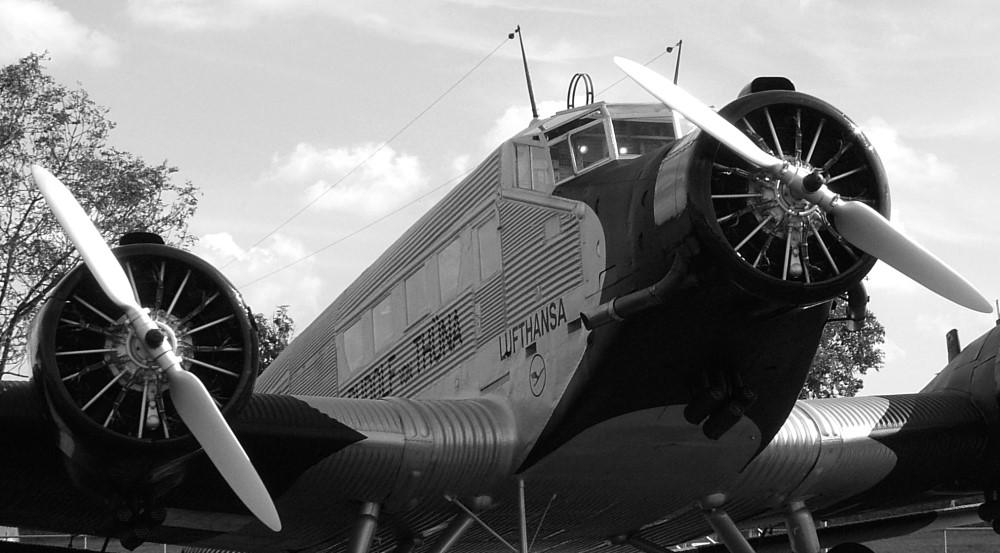 Historische Lufthansa