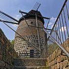 Historische Mühle von Zons Dormagen