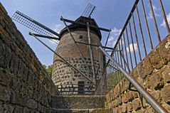 Historische Mühle von Zoons Dormagen