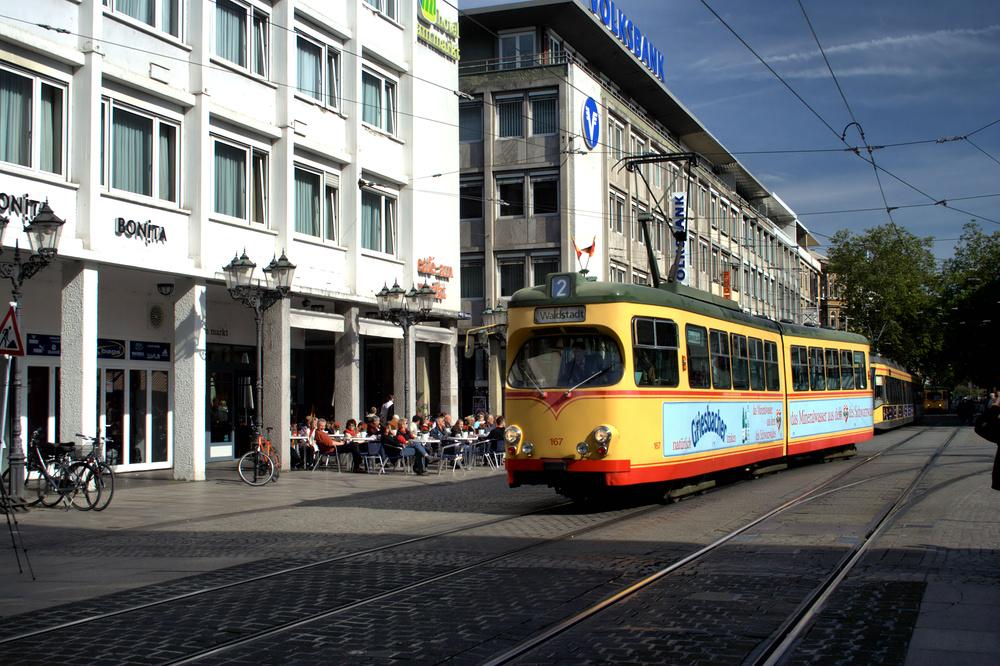 Historische Strassenbahn****