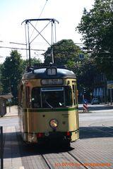 Historische Straßenbahn der Bogestra