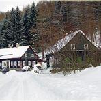 Historische Volksbauten im Tschechischen Gebirge