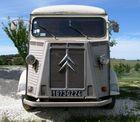 Historischer Bus