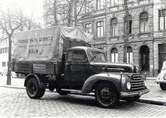Historischer Güternahverkehr