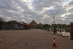 Historischer Hafen Neuhaus/Oste