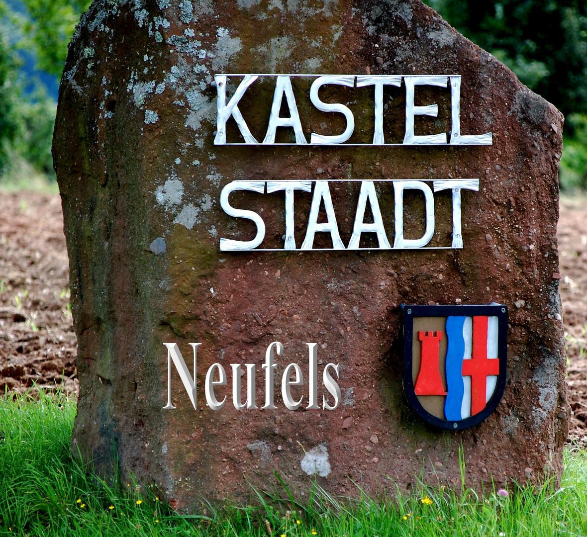 Historischer Hinweis Kastel Staat