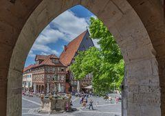 historischer Marktplatz I - Hildesheim
