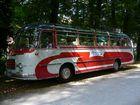 Historischer Reisebus