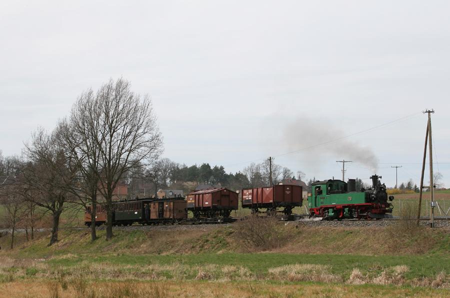 Historischer Rollwagenverkehr