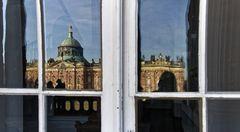Historischer Spiegel