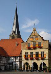 Historischer Stadtkern von Werne a.d. Lippe
