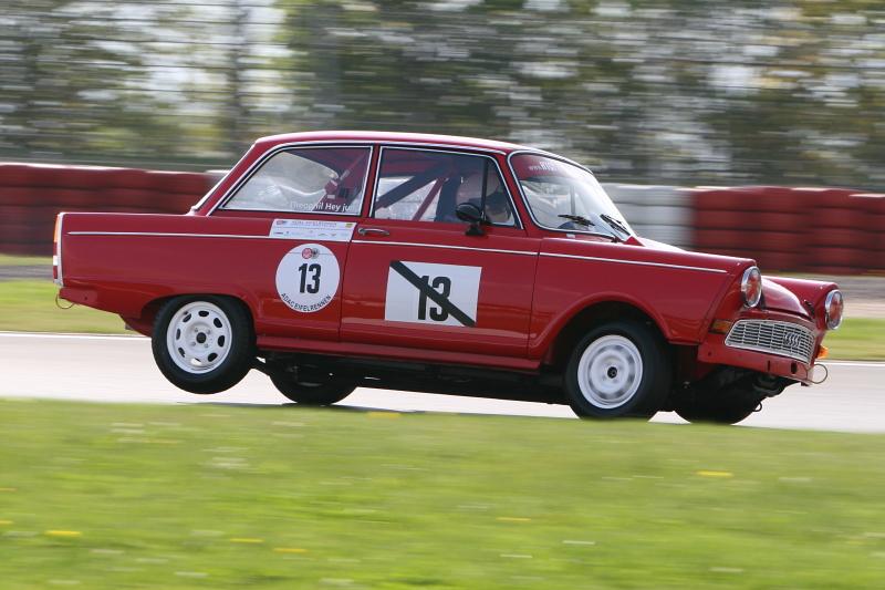 Historischer Tourenwagen Motorsport