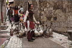 Historisches Fest in Moustiers Ste. Marie (FR), nr. 2577