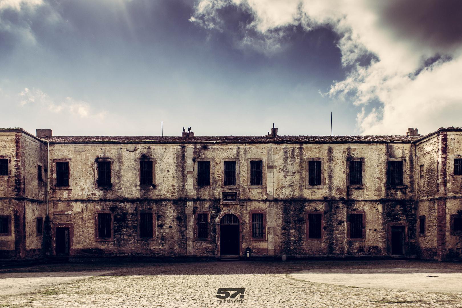Historisches Gefängnis in Sinop
