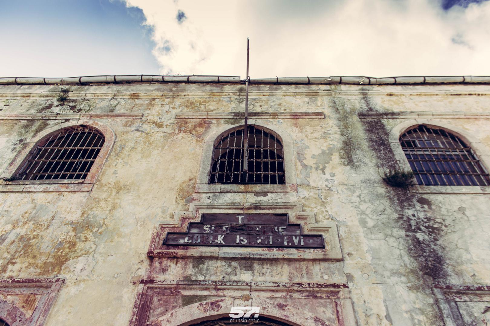 Historisches Gefängnis (Jugendabteilung) in Sinop